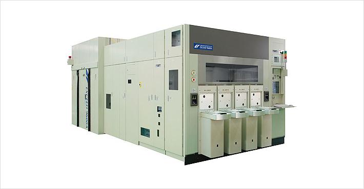 半導体製造用イオン注入装置   製品・サービス   日新電機株式会社